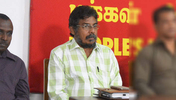 JVP MP arrested for reprimanding, threatening Police OIC