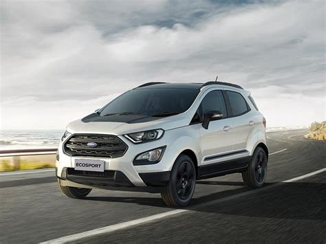 ford ecosport bs diesel  petrol compact suv