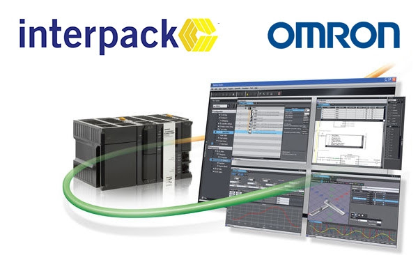 Omron estará presente en la feria del packaging Interpack 2014
