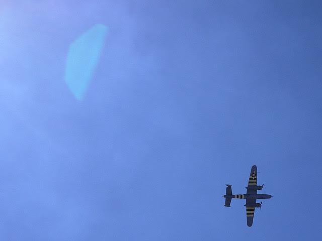 Benglas pregame flyover