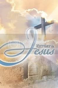victory in jesus Pictures, Images and Photos