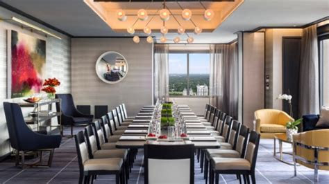 Atlanta Event Venues & Meeting Space   Banquet Room   Four