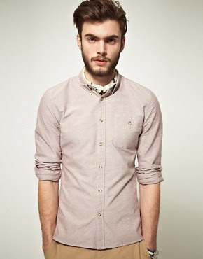 Image 1 of ASOS Oxford Shirt