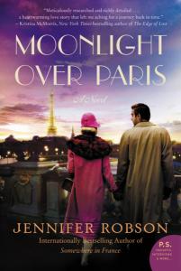 Moonlight Over Paris cover