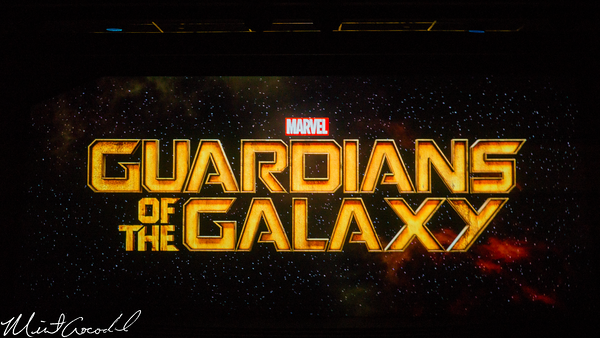 Disneyland Resort, Disneyland Resort, Disneyland, Magic Eye Theater, Guardians of the Galaxy