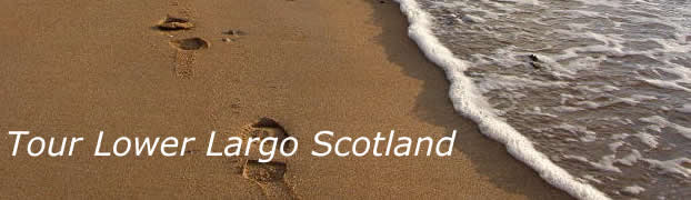 Tour Lower Largo Scotland