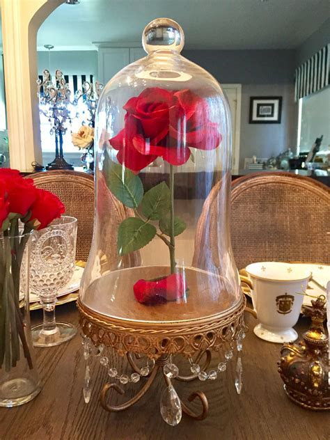 Be Our Guest dinner party! Beauty and the Beast