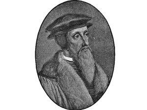 Jean Calvin (Imagine: Wikipedia)