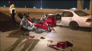 Motorcyclist killed on Katy Freeway by wrong way driver  Houston Personal Injury Attorneys