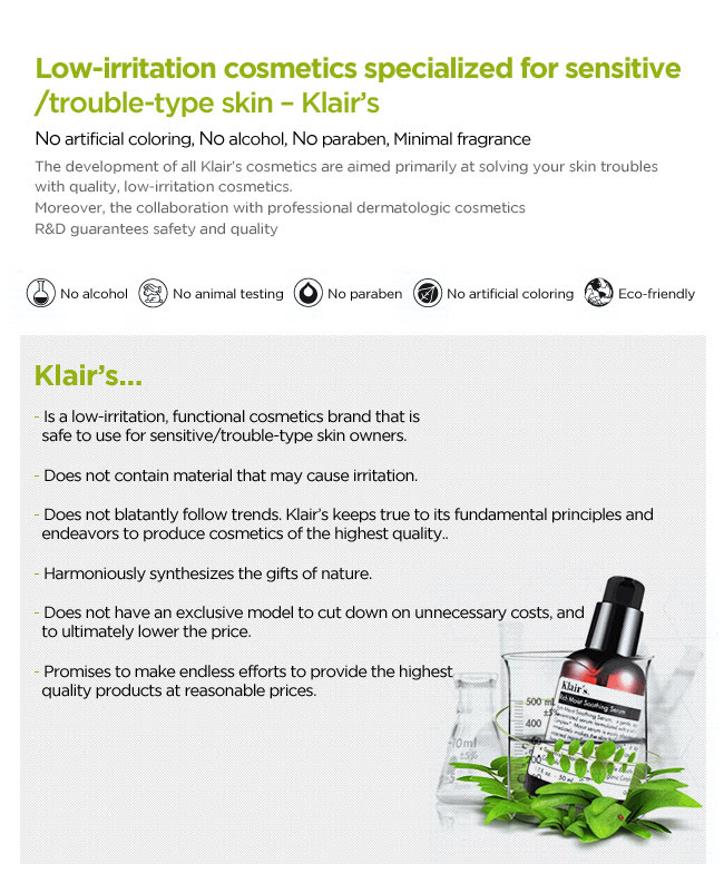 Rich Moist Soothing Serum by Klairs #21