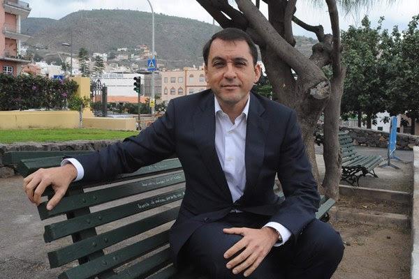 El alcalde de Santa Cruz de Tenerife, José Manuel Bermúdez.   DA