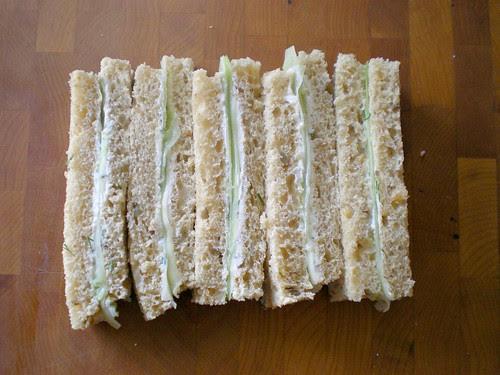 Sandwich profile
