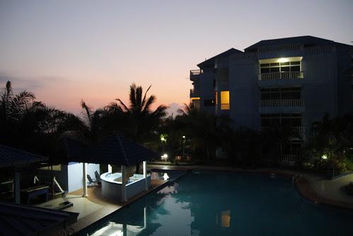 Sunrise at Sanctuary Resort