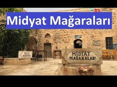 Midyat Mağaraları / Mardin
