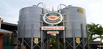 Visit the Kona brewery when you visit the Big Island