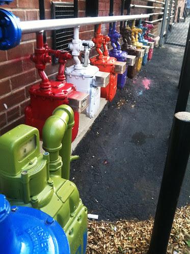 colored meters