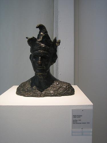 IMG_8923 - Le Fou, 1905, Pablo Picasso - Musée d'Art Moderne de la Ville de Paris, 2008