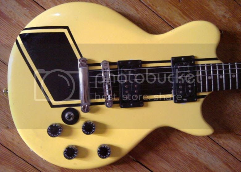 Guitar Blog Electra Guitar From Japan With Mmk 45 Pickups