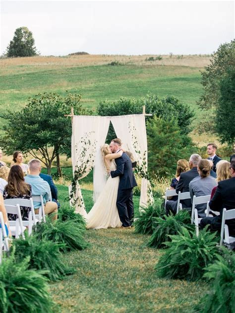 Best 25  Casual outdoor weddings ideas on Pinterest