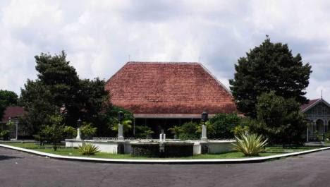 Puro Pakualaman Yogyakarta