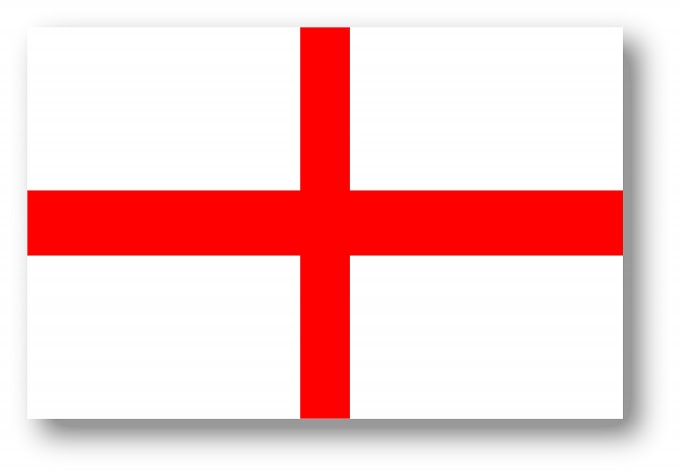 England Flag / The british union flag is one of the most uniquely designed flags in the world, and has gone through while england and scotland had their own flags, and still do to this day, the union flag represented.