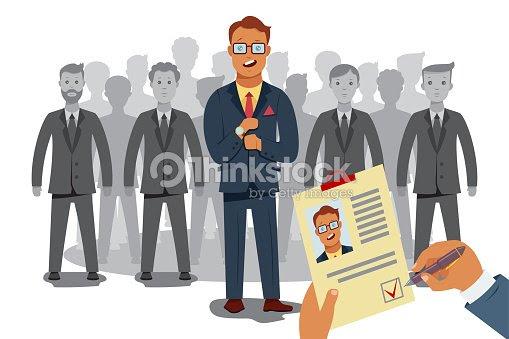 Proceso De Reclutamiento De Recursos Humanos Contratación Personal