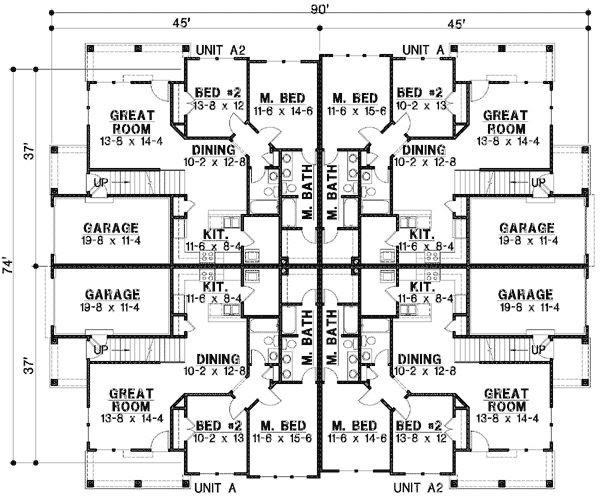 plan w18511wb multi