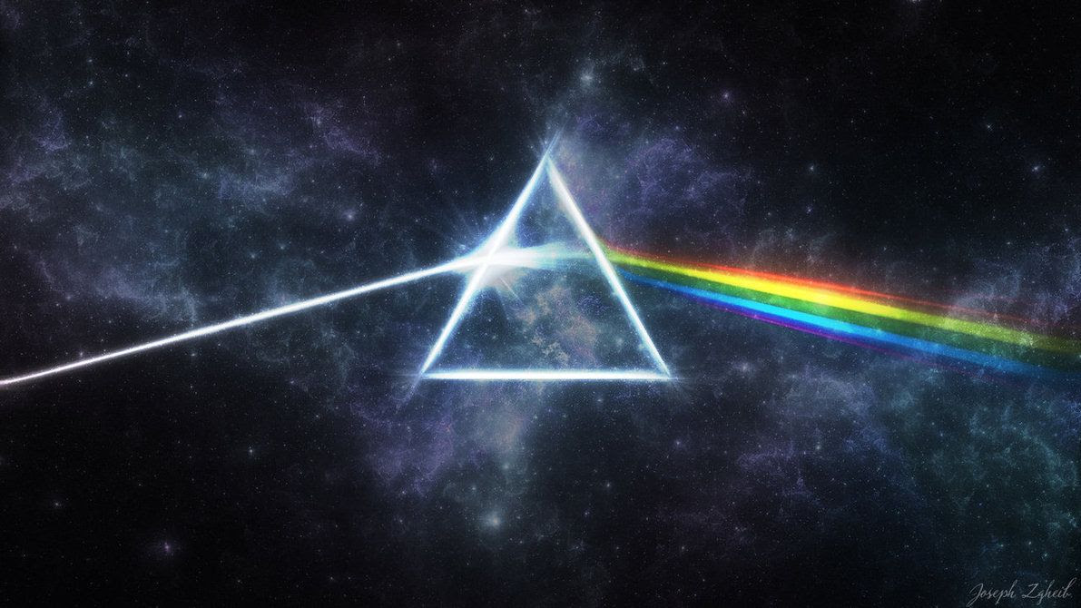 Dark Side Of The Moon Wallpaper Sf Wallpaper