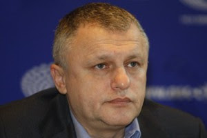 Игорь Суркис не ждал уходя Шевченко в политику