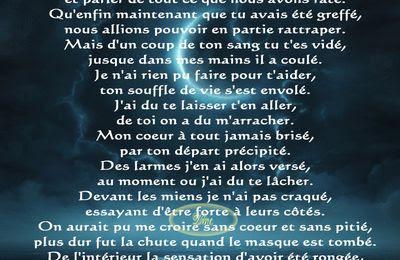 Citation Anniversaire Maman Décédée