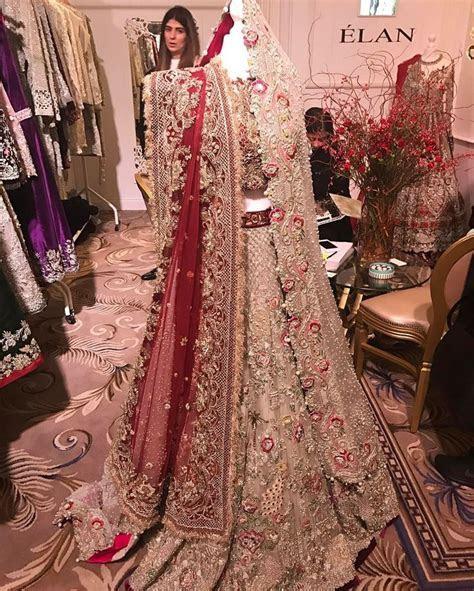 25  best ideas about Pakistani Bridal Wear on Pinterest