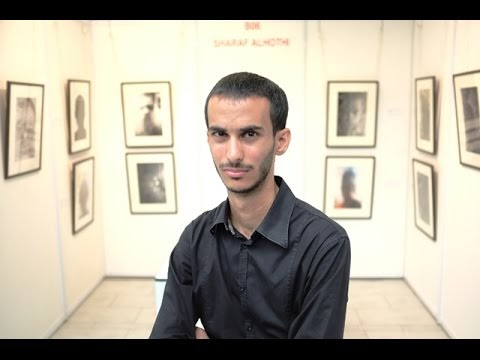 sharaf alhothi  visual artists شرف الحوثي