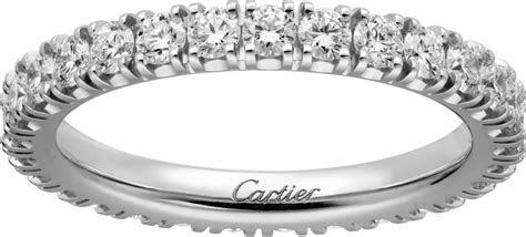 CRB4087100   Étincelle de Cartier wedding ring   Platinum