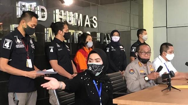 Polisi: Penyebar Hoax 'Video Porno' Tuduh Syahrini Rebut Orang Dekat Fansnya