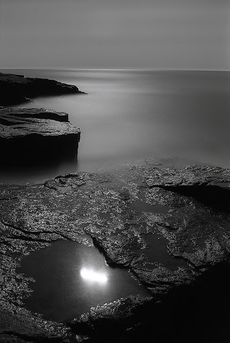 Shoreline Reflections by Nightfly Photography
