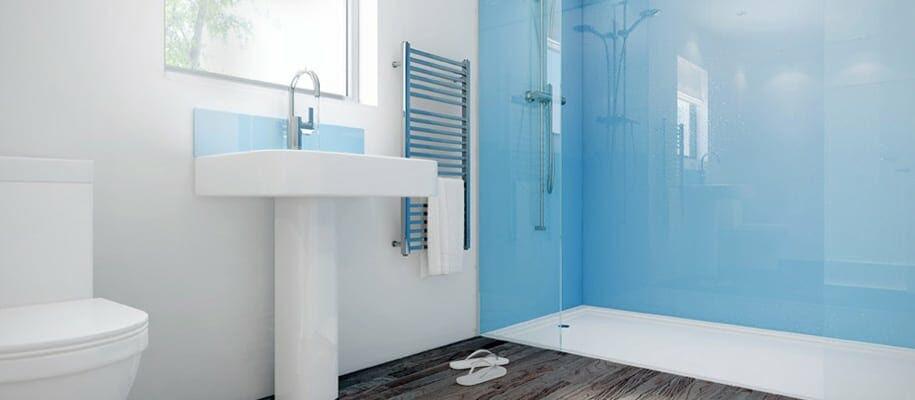 An Alternative To Tiling Your Bathroom Or Shower Alan Heath Bathrooms