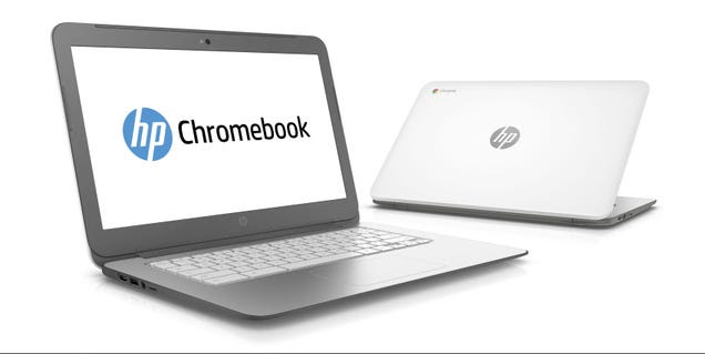 HP's Chromebook 14 Gets a Big Time Tegra K1 Boost