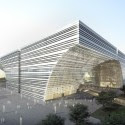 Changzhou Centro Cultural (2) © Crystal Digital Technology