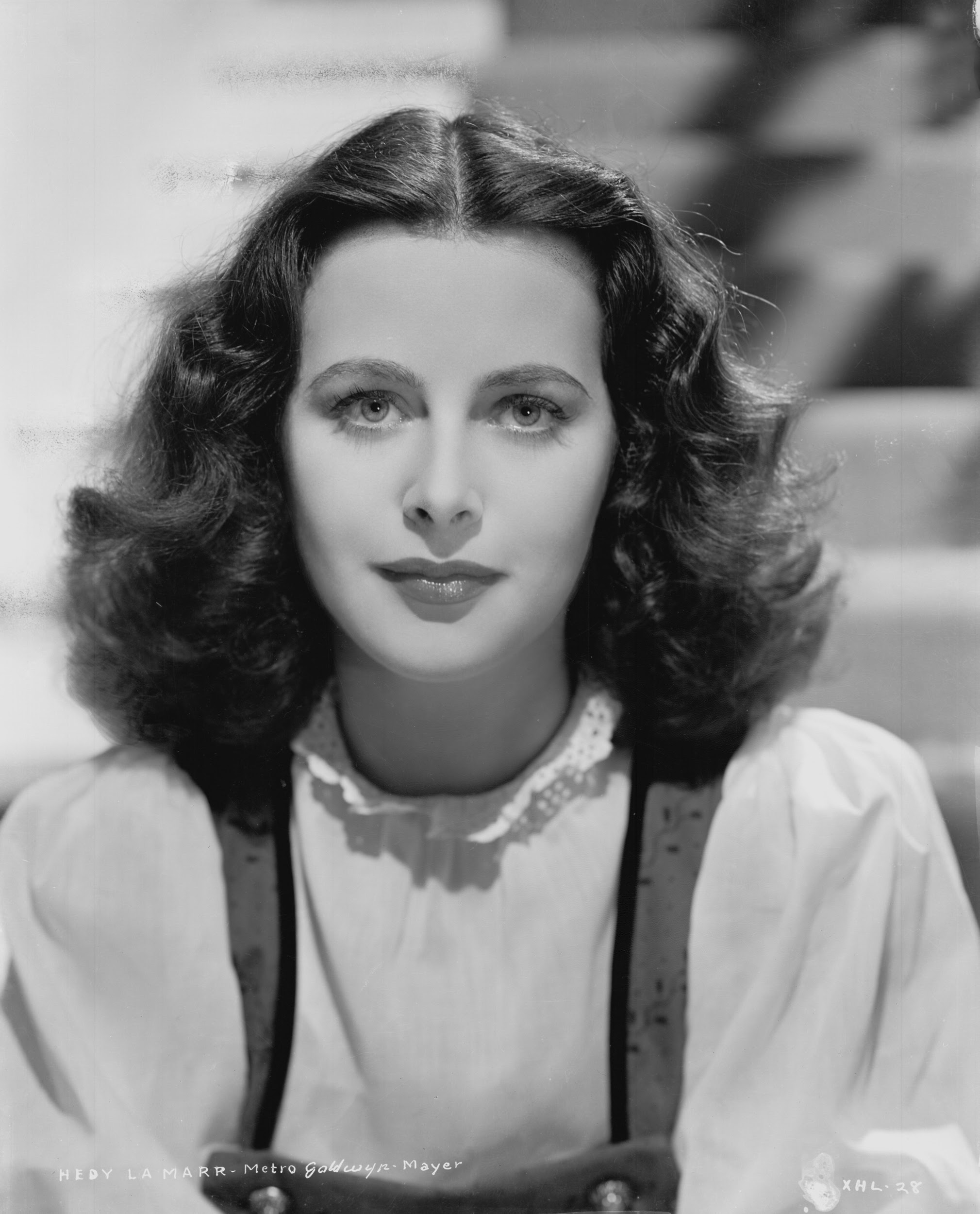 Google Honors Actress And Inventor Hedy Lamarr With