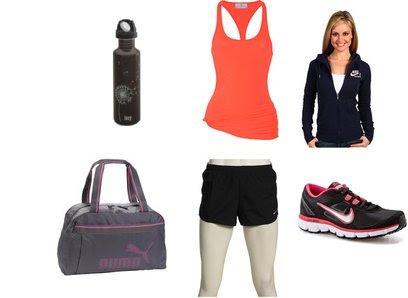 Puma, Lucy, Nike, adidas by Stella McCartney