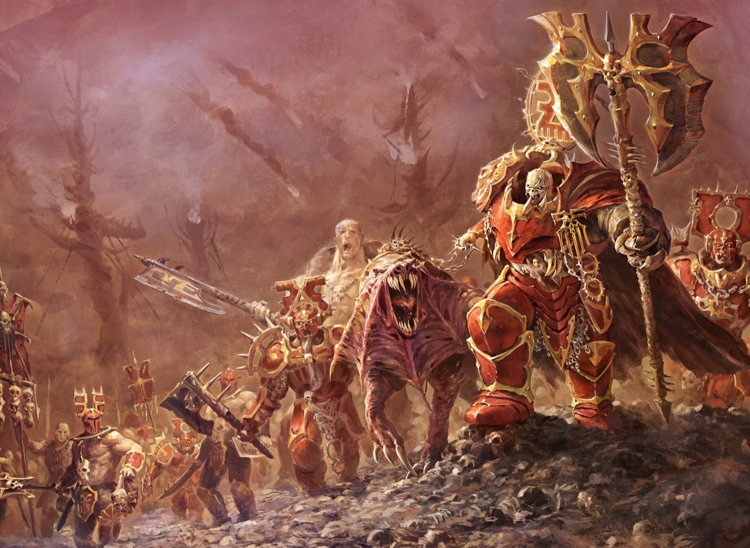 Age Of Sigmar What Army Is For You The Dice Abide