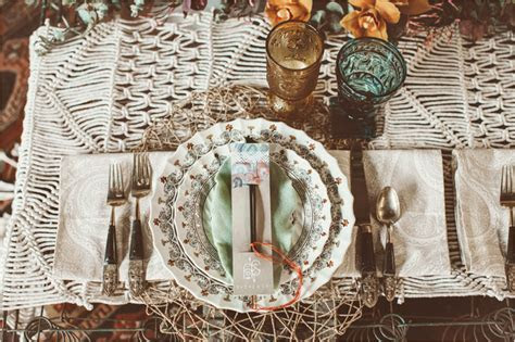 Boho Wedding Styled Shoot by Hazelwood Photo