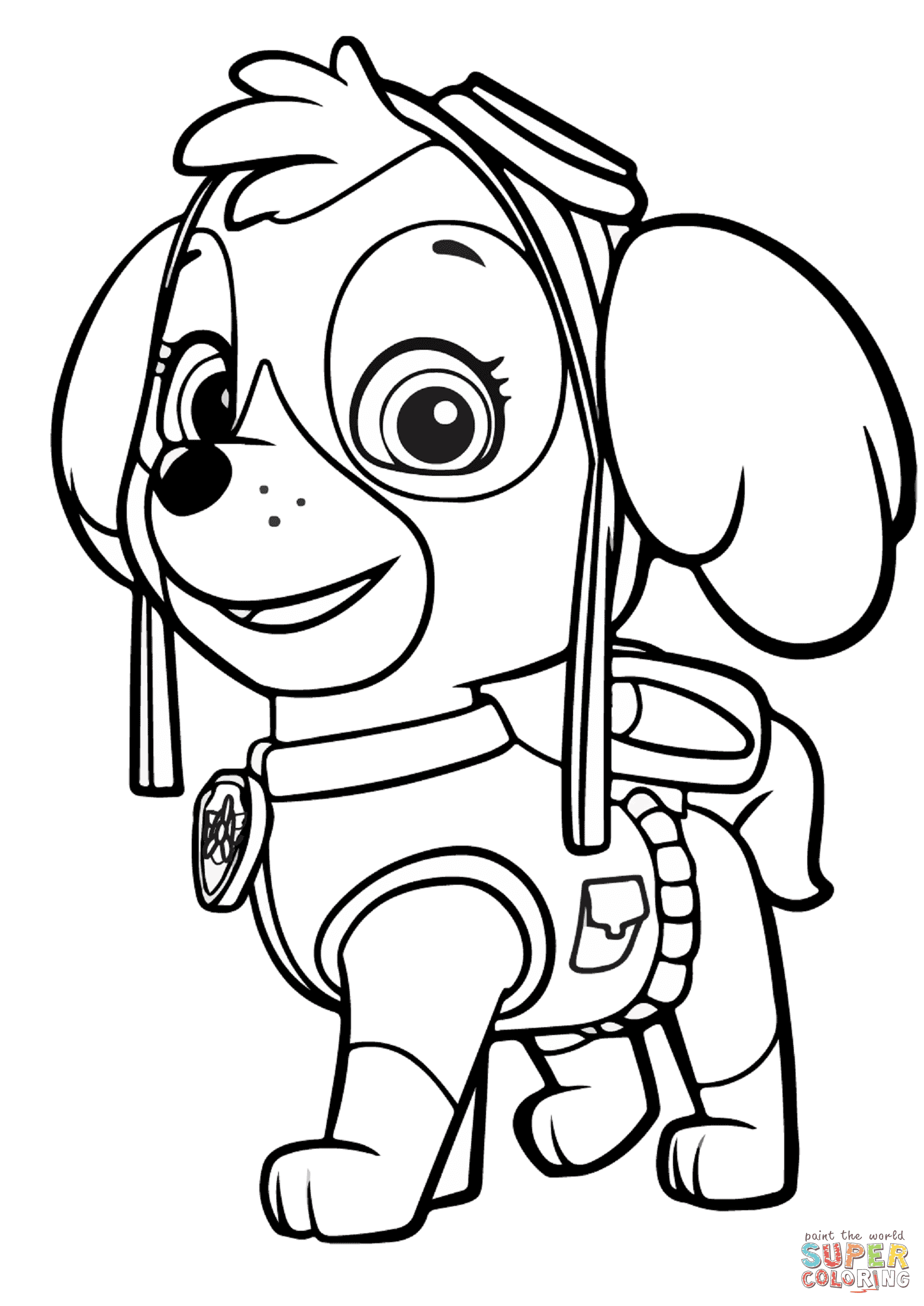 Coloring Pages Pdf | Free download on ClipArtMag