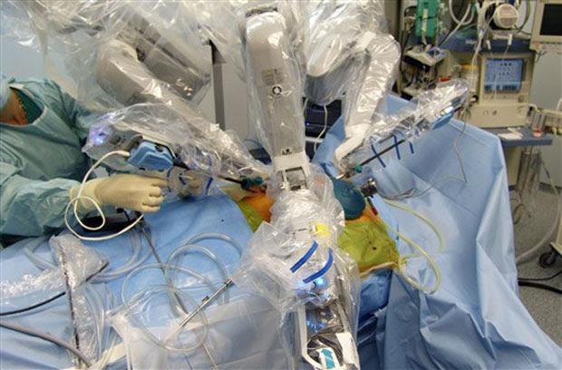 Cirurgia ropbótica de pâncreas