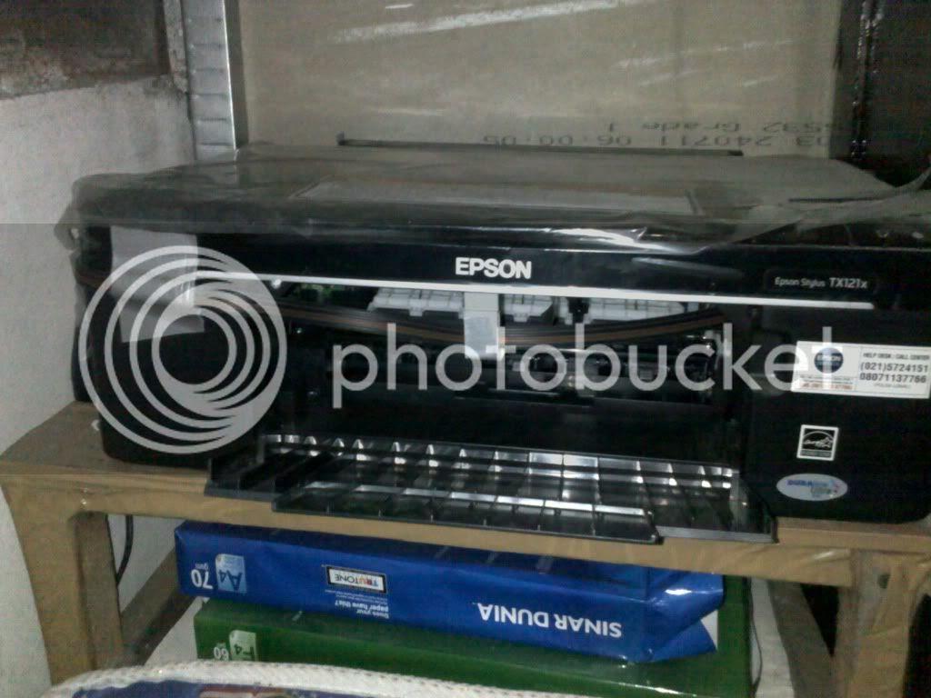 Harga Printer Epson TX121