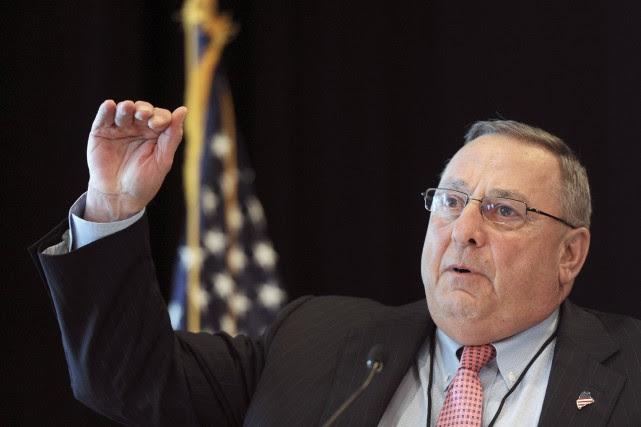 Le gouverneur du Maine Paul LePage.... (REUTERS)