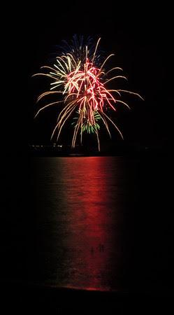 Frisco Fireworks with the Nikon P510