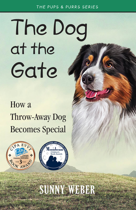 The Dog at the Gate by Sunny Weber