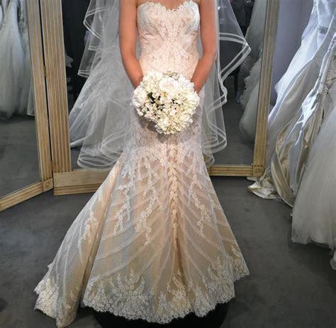 Matthew Christopher, 2013 Sofia Gown.   Wedding dress