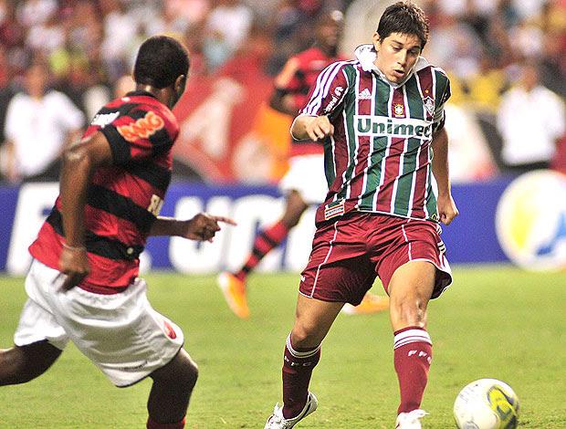 Conca Fluminense x Flamengo (Foto: Photocamera)